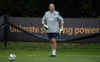 Interview with Martin Thomas | English FA Senior National Goalkeeper Coach