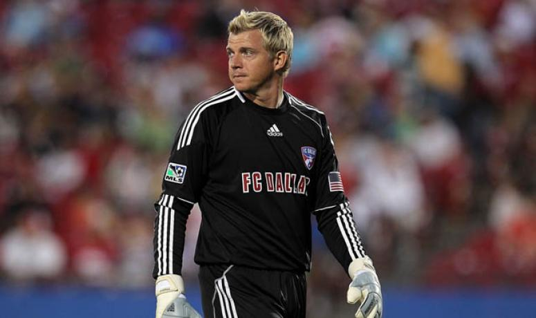 Interview with Kevin Hartman | New York Red Bulls Goalkeeper and MLS Legend.