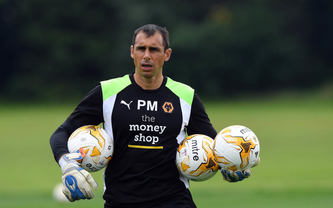 Interview with Pat Mountain | Wolverhampton Wanderers GK Coach (English Premier League)