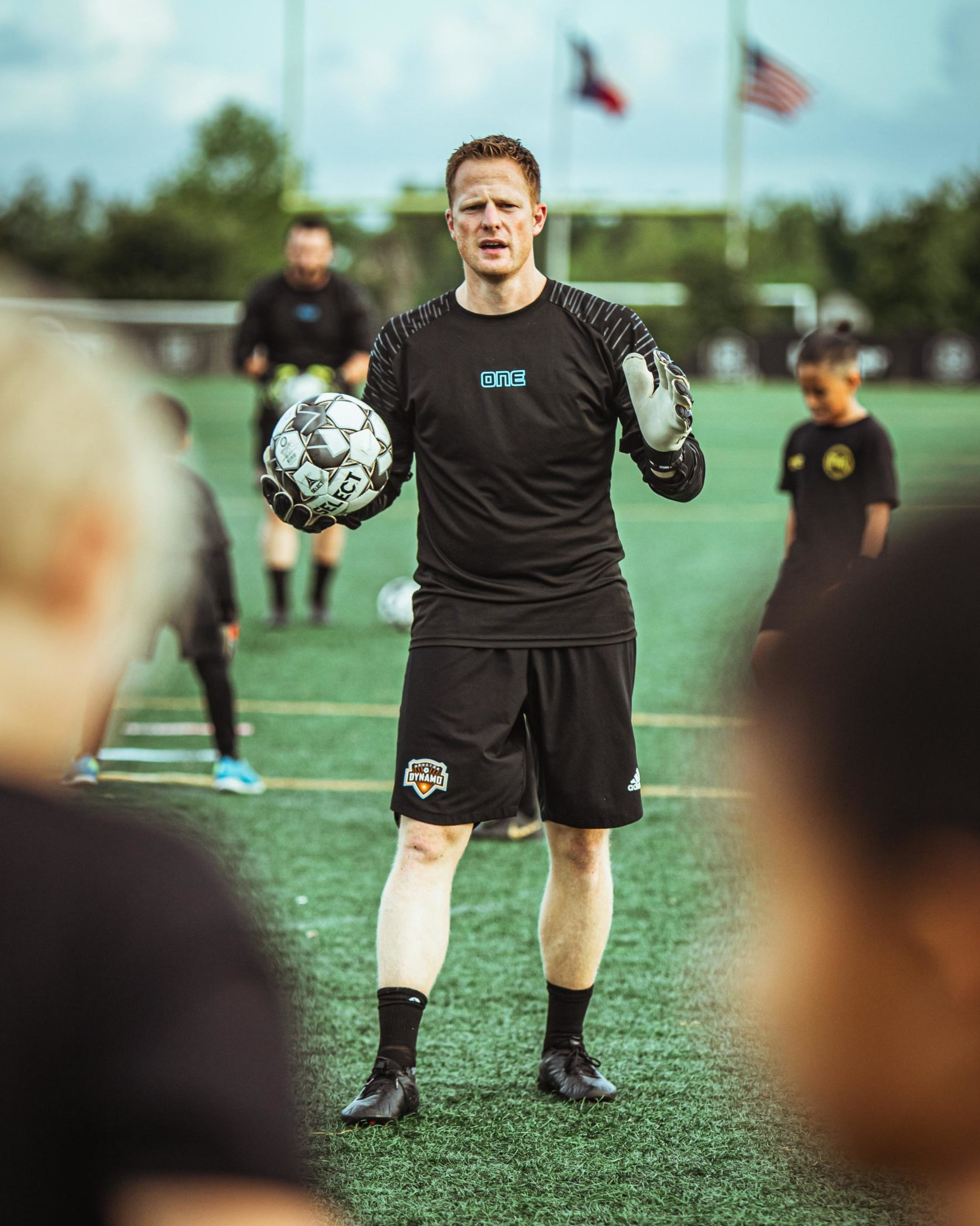 Paul Rogers - Performance Goalkeeping